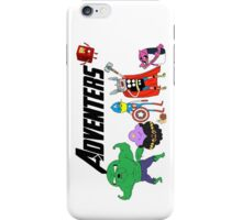 Aventers (Adventure time Avengers) iPhone Case/Skin