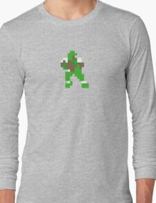 Tecmo Bowl QB - Philadelphia Long Sleeve T-Shirt