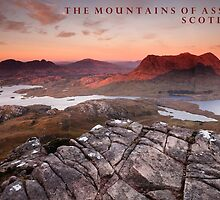 The Mountains of Assynt by Curtis Budden