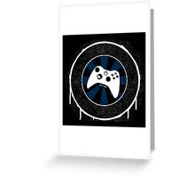The Gaming Logo #1 Greeting Card