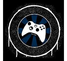 The Gaming Logo #1 Photographic Print