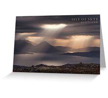Isle of Skye, Scotland Greeting Card