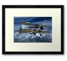 Fairey Swordfish Framed Print