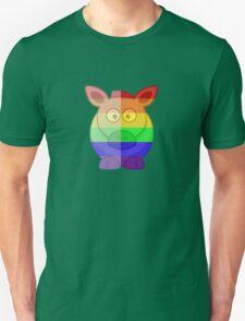 Love U Tees Funny Rainbow Horse Animals LGBT Pride Week Swag, Unique Rainbow Gifts Unisex T-Shirt