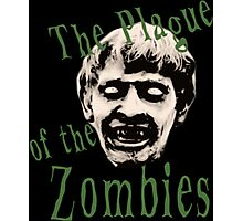 The Plague of the Zombies Photographic Print