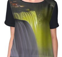 Illumination | Niagara Falls, New York Chiffon Top