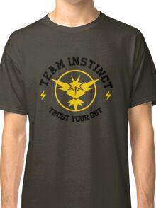 Pokemon Go TEAM INSTINCT Classic T-Shirt