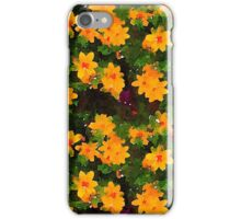 Wild Floral Watercolour iPhone Case/Skin