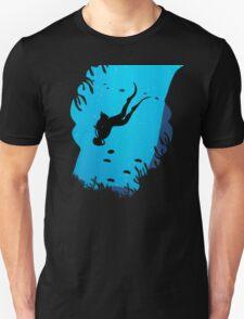 Scuba Diving T Shirt Unisex T-Shirt