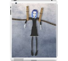 Lenore Hanging Out Blue iPad Case/Skin