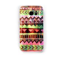 Aztec Colorful Samsung Galaxy Case/Skin