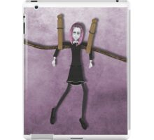 Lenore Hanging Out Pink iPad Case/Skin