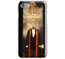 Who is the Doctor?  Costumes iPhone Case/Skin