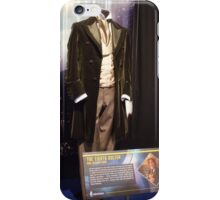 Who is the Doctor?  the 8th Doctor Costume iPhone Case/Skin