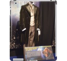 Who is the Doctor?  the 8th Doctor Costume iPad Case/Skin