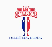 FRANCE FOOTBALL TEAM ALLEZ LES BLEUS Unisex T-Shirt