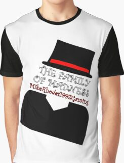 The Family of Madness Graphic T-Shirt
