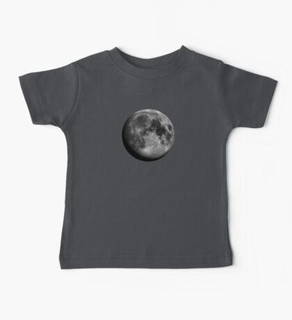 Moon (large) Baby Tee