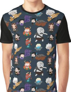 Chibical Role Graphic T-Shirt