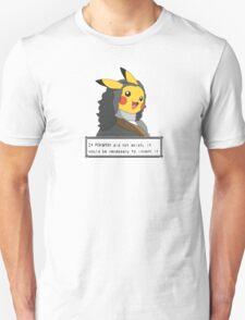 Pikachu / Voltaire T-Shirt