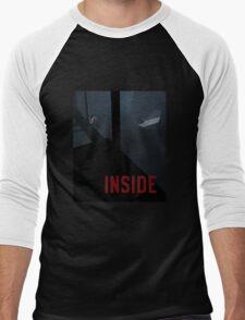 inside Men's Baseball ¾ T-Shirt
