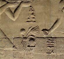 Hieroglyphics Sticker