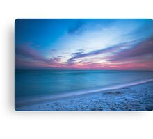 If By Sea Canvas Print