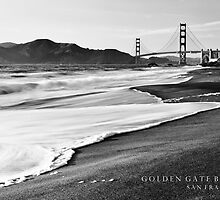 Golden Gate Bridge by Curtis Budden