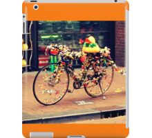 Amsterdam Bicycle iPad Case/Skin