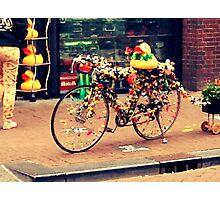 Amsterdam Bicycle Photographic Print