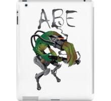 Slig 1 iPad Case/Skin