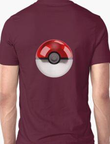 Poke Ball Pokemon Unisex T-Shirt