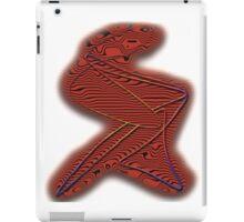 Drahtschraffur iPad Case/Skin