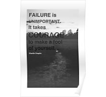 Failure is Unimportant Poster