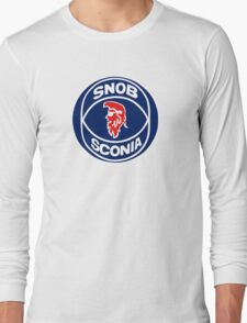 SNOB by Freak Nasty Arson Long Sleeve T-Shirt