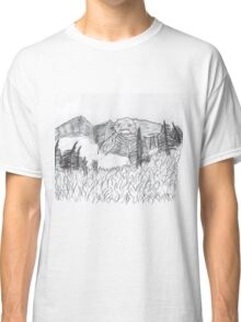 Everything Will Be Alright In The End Classic T-Shirt