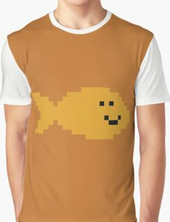 Unturned Fish Graphic T-Shirt