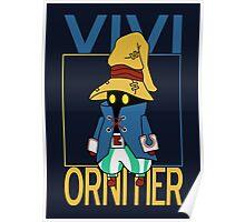 Vivi Ornitier v2 Poster