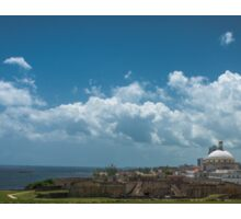 San Juan, Puerto Rico Sticker