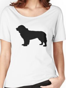 Newfoundland (Dog) Women's Relaxed Fit T-Shirt