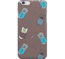 fashion cats iPhone Case/Skin
