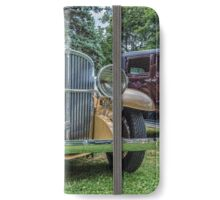 1932 Franklin Classic Car iPhone Wallet/Case/Skin