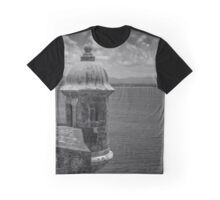 Castillo San Cristobal Graphic T-Shirt