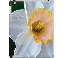 Salmon Daffodil iPad Case/Skin