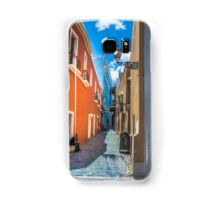 Streets of the Old San Juan Samsung Galaxy Case/Skin