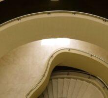 Circular staircase Sticker