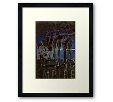 Inland Empire Framed Print