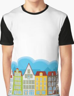 Small houses Graphic T-Shirt