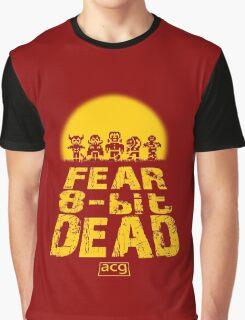 Fear the 8-bit dead Graphic T-Shirt