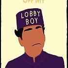 Lobby Boy by Haidee Bain